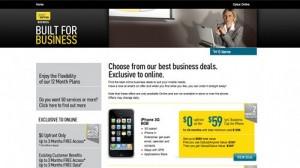 Optus Built for Business: builtforbusiness.com.au