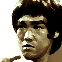 Bruce Lee on Action