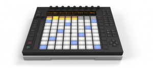 Ableton Push MIDI instrument engineered by Akai Professional